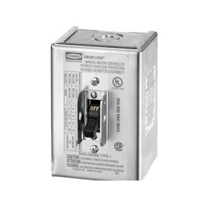 Hubbell Manual Motor Controllers HBL1379D